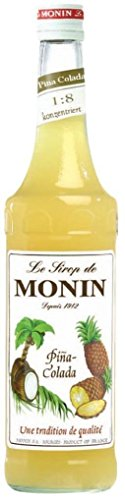 Monin Piña Colada (Ananas-Kokos) Sirup 0,7 Liter