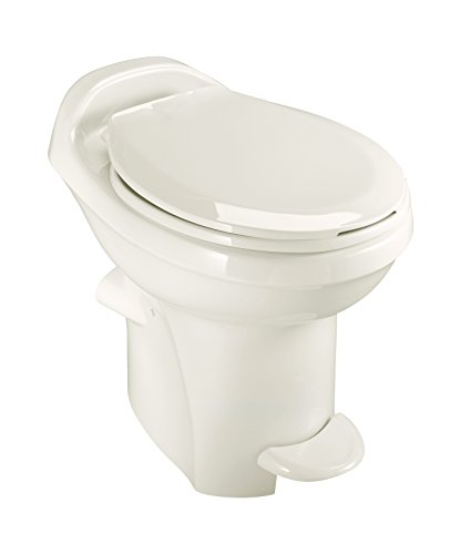 Thetford 34430 Aqua Magic Style Plus Toilet, High/Bone