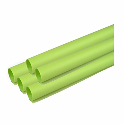 5 Rollen Transparentpapier hellgrün 115g/m², 50,5x70cm