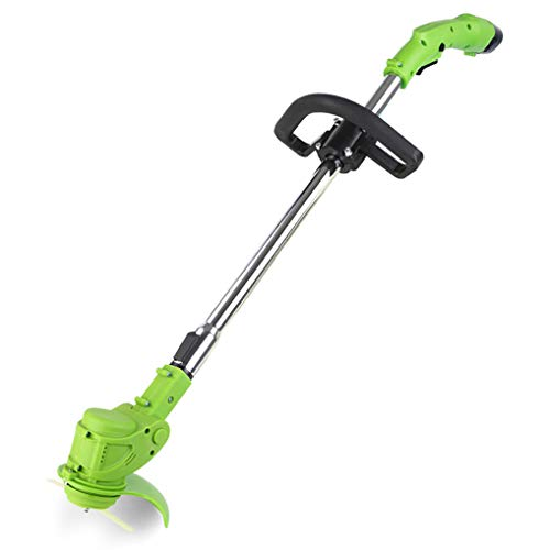 Purchase GYYY Cordless Lawn Trimmer,Cordless String Trimmer with 12V Battery, Charger, Adjustable Te...