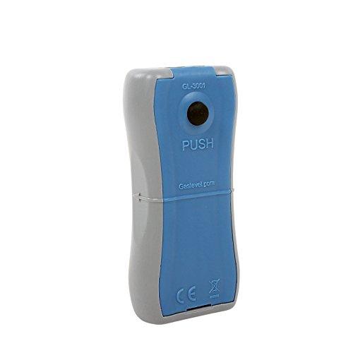 GasLevel Gasflaschen Füllstandsanzeiger GL 3001 für Propangasflaschen 5,11,33 Kg