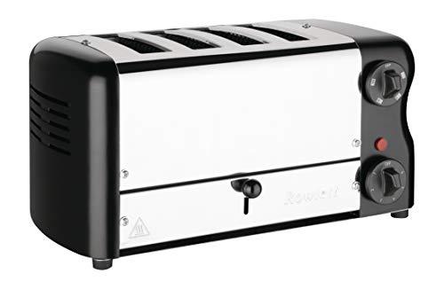 Rowlett Esprit 4-Schlitz Toaster schwarz