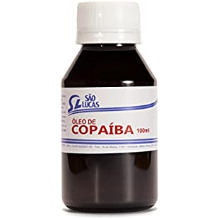 Natural Essential Detoxifying Inflammatory Amazonian Pure Copaiba Infusions oil 100ml Bottle