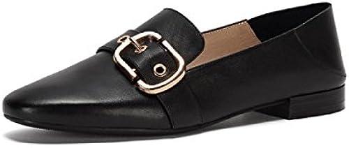 Ximu Frühlings-neue Studenten-flache Schuhe Weißliche Faule Faule Faule Schuhe Bequeme Stiefelschuhe Pumpen  heiß