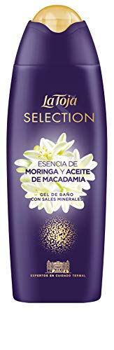 La Toja Selection - Gel esencia de Moringa y aceite de Macadamia...