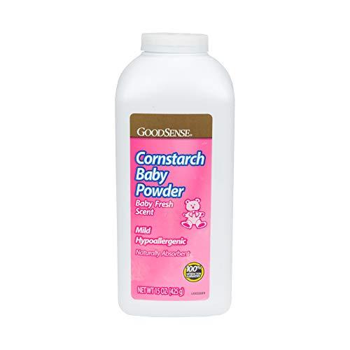 GoodSense - 27502 Baby Powder, 15 oz