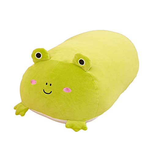 Fanthee Throw Pillow,30cm Lying Pig Cats Animal Plush Stuffed Doll Toy Home Sofa Couch Car Decor Frog