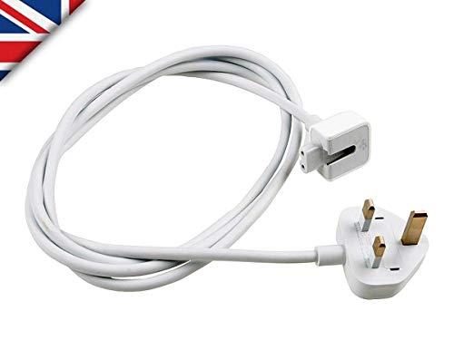 BeckenBower - Cavo di prolunga per adattatore CA per Apple MacBook Pro da 13', MacBook Pro da 15', approvato CE