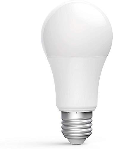 Aqara Zigbee Smart Home, Zubehör und Erweiterungen, Steuerzentrale, APP Steuerung, Apple HomeKit kompatibel, Neue EU-Versionen, An DSGVO angepasst (Erweiterung (Glühbirne stimmbares Weiß) EU)