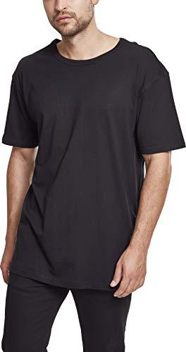 Urban Classics TB1564 Herren T-Shirt Oversized Tee, Schwarz (black), Small