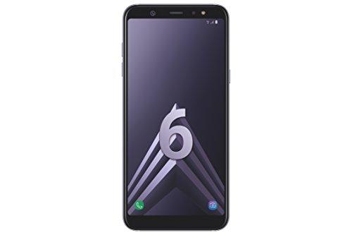Samsung A6+ Smartphone débloqué 4G (Ecran : 6 Pouces - 32 Go - Double Nano-SIM - Android) Violet