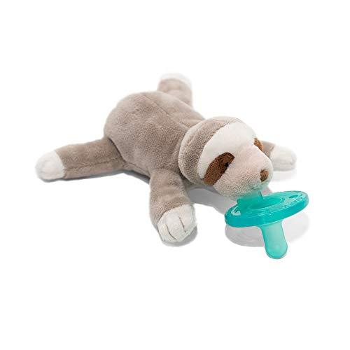 Image of WubbaNub Infant Pacifier - Sloth