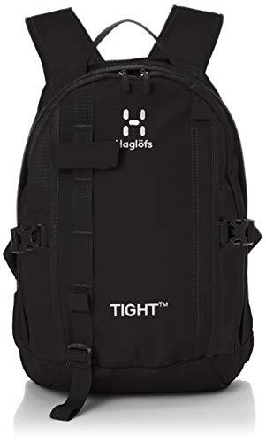 Haglöfs Tight X-Small Mochila, Adultos Unisex, 2C5-True Black, Talla Única