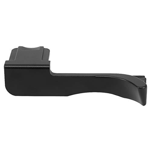 Haoge THB-CB Metall-Blitzschuh-Daumenauflage, Daumenauflage, Handgriff, für Leica CL-Kamera, Schwarz