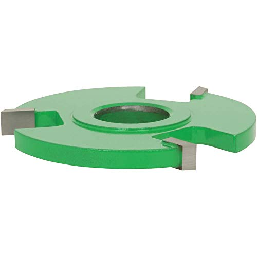Grizzly C2030 Shaper Cutter, 1/4-Inch Rabbeting, 3/4-Inch Bore