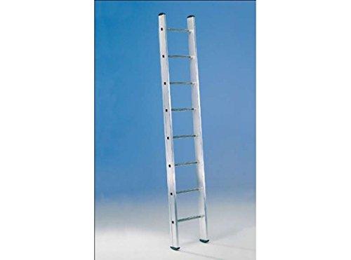 Svelt – ladder 1 sporten aluminium 10 treden 2,9 m E110 eenheid