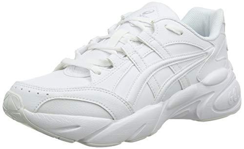 ASICS Unisex-Kinder Gel-BND GS Sneaker, Weiß (White 1024a040-100), 35.5 EU