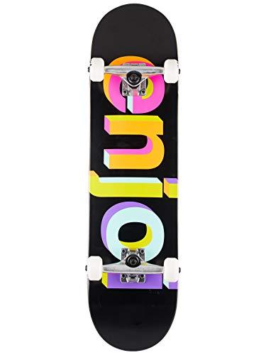 Enjoi Komplette Skateboards (8.0, Helvetica Nue Neon)