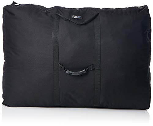 TravelChair Lizard Sack, Lounge Chair Carrying Case, Take Your Chaise with You, Black