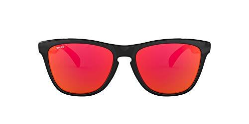 OAKLEY Frogskins OO9013 Gafas de sol para Hombre, Negro