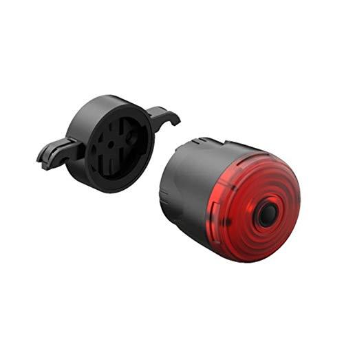 WOVELOT Luz de Bicicleta Recargable USB Sensor Inteligente Luz de SeeAl Luz de Cola de Freno Poste del Asiento de Bicicleta de Carretera