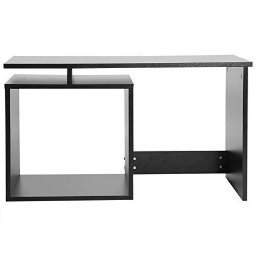LICHUAN Mesa de centro moderna y elegante mesa de café mesa de café mesa de centro con base estante de almacenamiento mesa auxiliar sala de estar