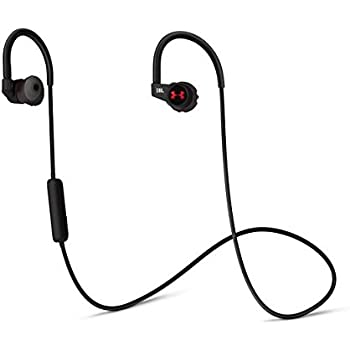 JBL Under Armour Sport Wireless In-Ear Headphones with Heart Rate Monitor - Black