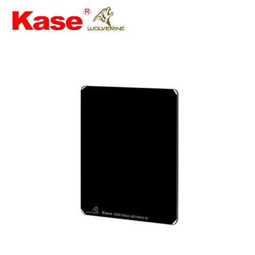 Kase Lobezno 100mm ND1000(10Stop) Pro Filtro de cristal