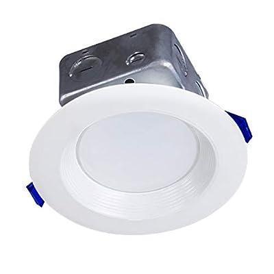 OSTWIN LED DOWNLIGHT RETROFIT BUILT-IN J-BOX 4 inch