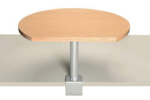 Maul Stehtisch mit Tischklemme, Holz/Stahl, 60 x 52 x 35 cm