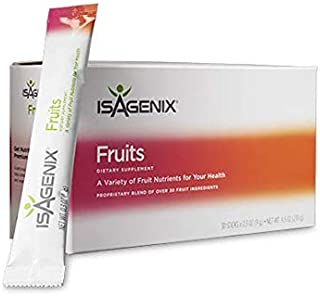 Isagenix IsaFruits Packets - 30 Ct