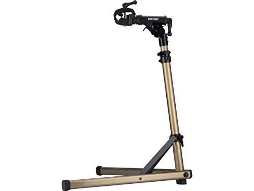 3min19sec Montageständer Fahrrad, bis 25 kg, höhenverstellbar, klappbar und 360° drehbar, für MTB, Rennrad, E-Bike | Fahrradmontageständer | mobiler Reparaturständer