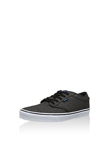 Vans Vans ATWOOD, Herren Sneakers, Grau ((Textile)Bk/Haw FN8), 42.5 EU