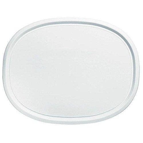 CorningWare French White 1.5 Quart Oval Plastic Lid Cover -  Corning Ware, F-12-PC