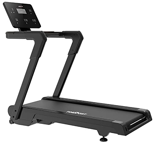 Top Sport Running Machine, Home Training Cinta de correr con 3 HP Motor Power, Nivel de inclinación del 1% al 15% y superficie de funcionamiento 140 х 51 сm