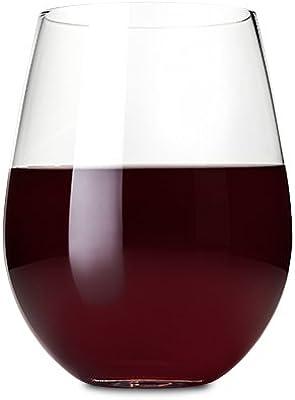 True Grand Cru: Stemless Wine Glass, One Size, Clear