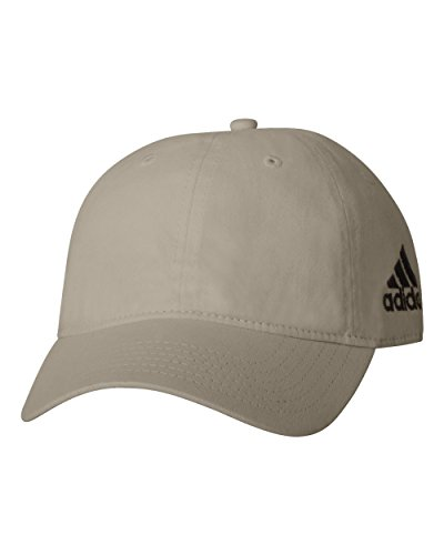 adidas Core Performance Relaxed Cap Adjustable Hat - Tan