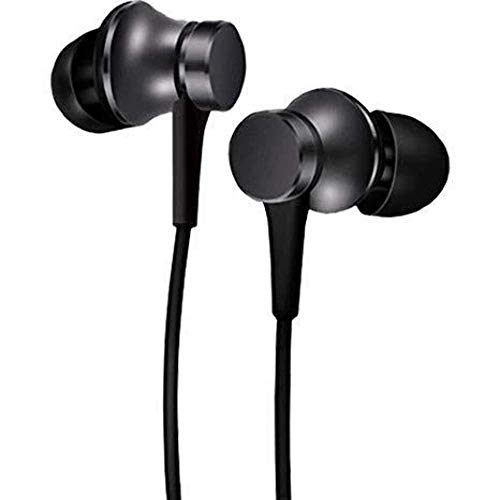 Xiaomi Piston Fresh Version - Auricolari in-ear, colore: Nero