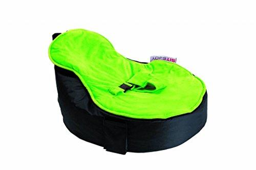 Sit & Joy 4.09803 Sitzsack Snoozy 75 x 55 cm, Aqua