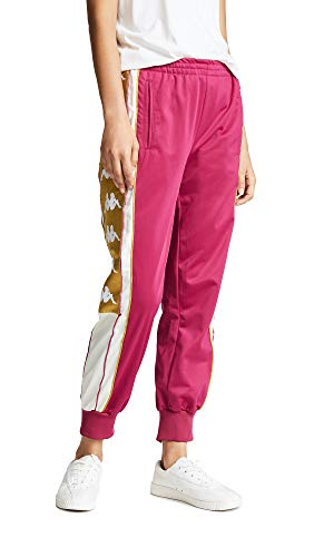 Kappa 3031TF0 Pantalones de chándal Mujer