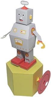 からくりペーパークラフト ロボット行進曲