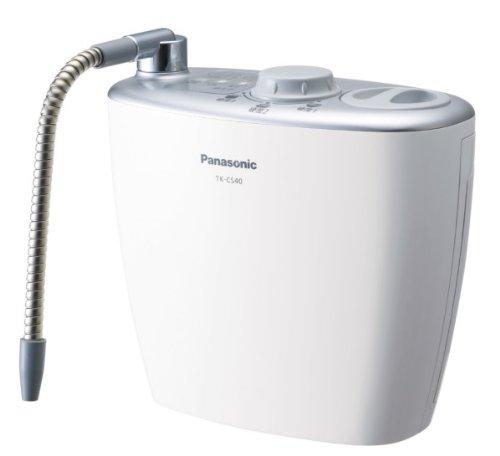 7位 Panasonic(パナソニック)『ミネラル調理浄水器 シルバー(TK-CS40-S)』