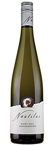 Nautilus Pinot Gris 2017 Marlborough Wein trocken (1 x 0.75 l)