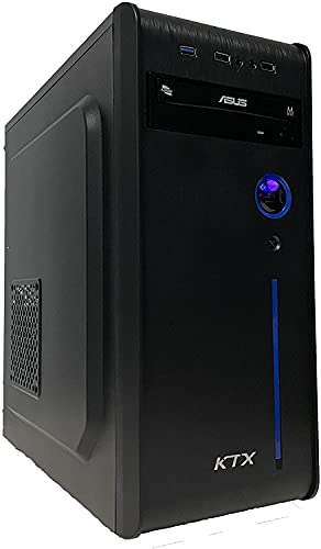 GOLOOK • PC Desktop Fisso Lavoro Ufficio • Intel i5 • 16GB RAM • HD SSD 240GB • WiFi • Grafica Intel HD2000 • Windows 10 Pro X64 • Lettore Masterizzat