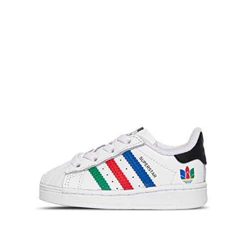 Sneakers Bambino Adidas Superstar El I Fw5240