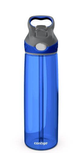 Botella de agua de alta calidad precio de oferta libre de bpa pico antiderrames con sorbete