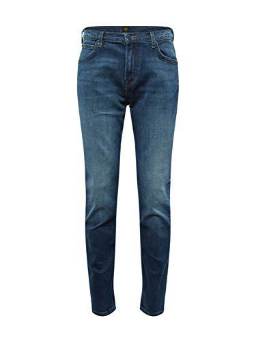 Lee Austin Jeans, Azul (Dark Diamond Ft), 29W / 32L para Hombre