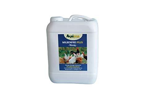 Agrinova Milbenfrei Plus Flüssig Innovatives flüssiges Kieselgur-Konzentrat Natur-Pyrethrum - Auswahl: 20 Liter