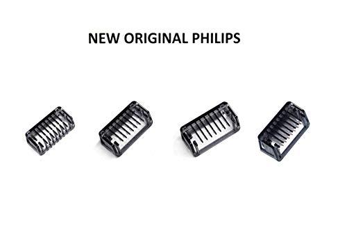 Kamm Trimmer 1 mm 2 mm 3 mm für Philips OneBlade One Blade Rasierer QP2510 QP2520 QP2521 QP2522 QP2530 QP2531 QP2620 QP2630 422203626121 422203626131 422203626141 422203626151