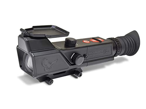 Night Owl Optics NightShot Digital Night Vision Riflescope with IR illuminator, Black, NIGHTSHOT,Medium
